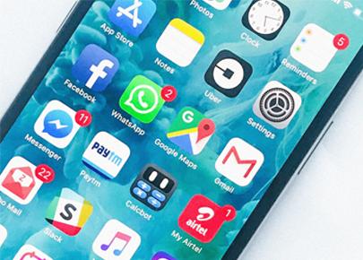 app, indusos, app developers, localisation